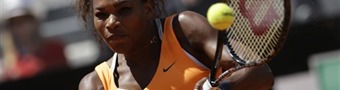 Nadal y Williams ganan Abierto de Italia