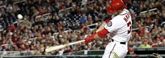 Con grand slam de Werth, ganan los Nacionales de Washington a Marlins