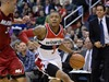 Wizards vencen a un Heat sin James ni Bosh