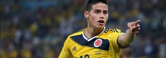 James Rodríguez ya es parte del Real Madrid