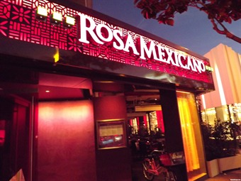 De Regreso a Casa. Laura Duque nos invita A Comer Rico: Happy Hour en Rosa Mexicano