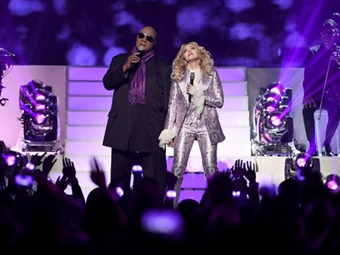 Billboard: Madonna y Stevie Wonder rinden homenaje a Prince