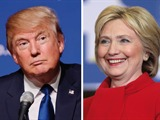 Trump y Clinton ganan primarias en el estado de Washington