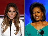 Video: ¿Plagio? Discurso de Melania Trump es similar al de Michelle Obama del 2008