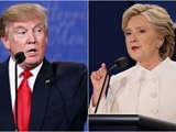 """Bad Hombres"" y ""Nasty Woman"" entre principales tendencias en Google despues del debate"