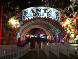 Un vistazo a Santa's Enchanted Forest