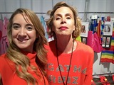 Radio Caracol Backstage en Miami Fashion Week con Agatha Ruiz de La Prada